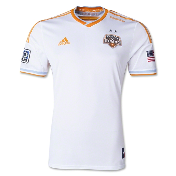 Houston Dynamo 2014 Authentic Secondary Soccer Jersey