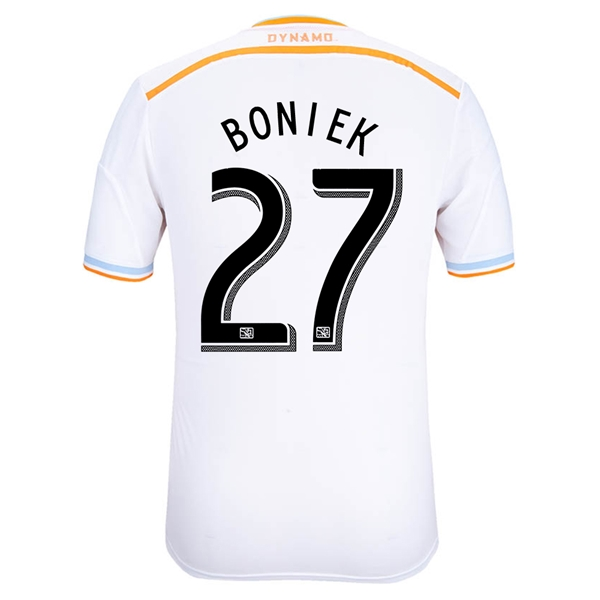 Houston Dynamo 2014 BONIEK Authentic Secondary Soccer Jersey