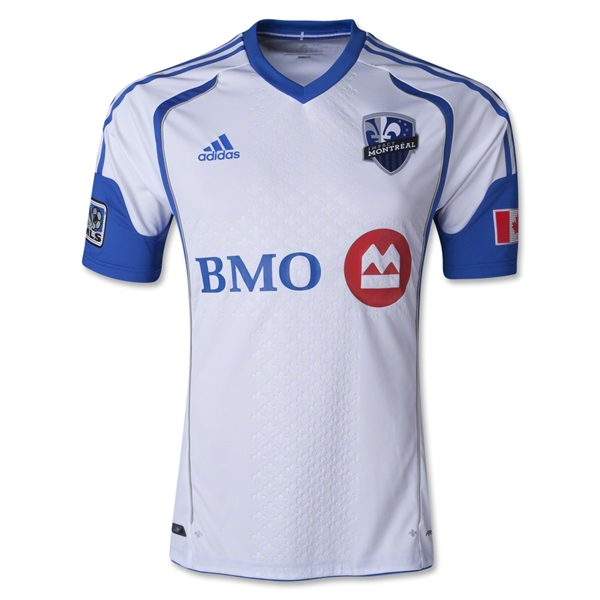 Montreal Impact 2014 Authentic Secondary Soccer Jersey