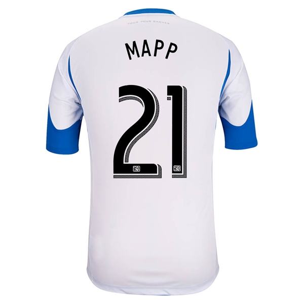 Montreal Impact 2014 MAPP Authentic Secondary Soccer Jersey