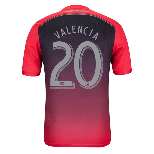 Portland Timbers 2014 VALENCIA Authentic Secondary Soccer Jersey