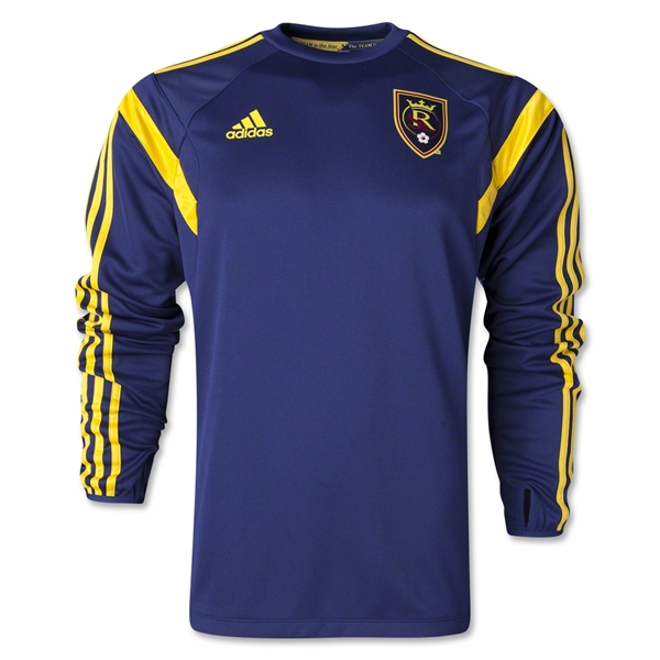 Real Salt Lake Training Top