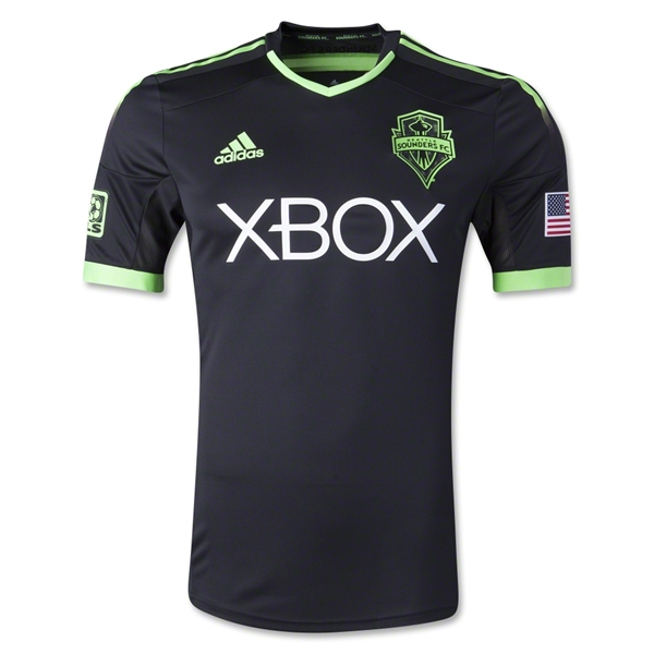 Seattle Sounders 2014 Authentic Third Soccer Jersey