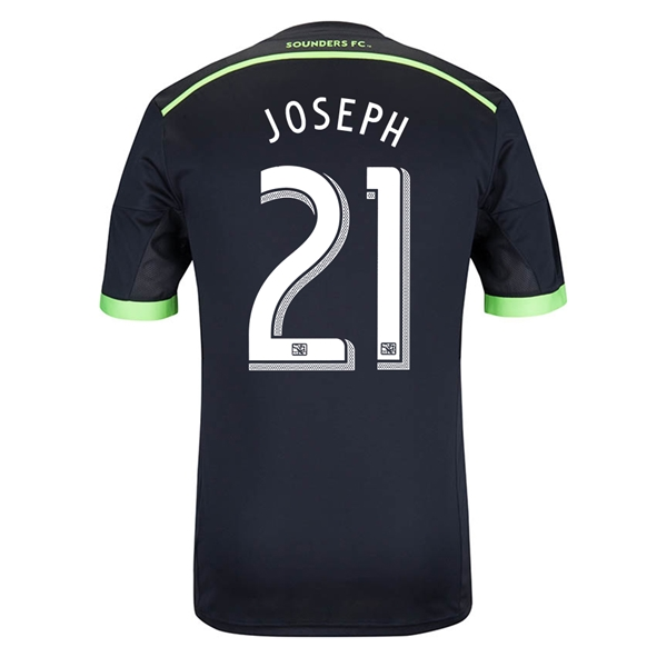 Seattle Sounders 2014 JOSEPH Authentic Third Soccer Jersey
