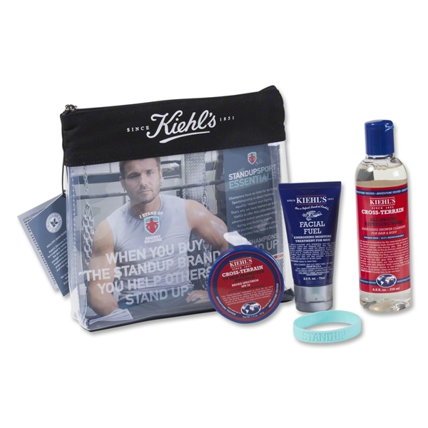Kiehl's StandUp Sports Essential Kit