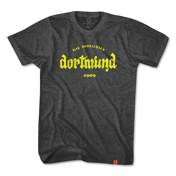 Objectivo Dortmund T-Shirt (Black)