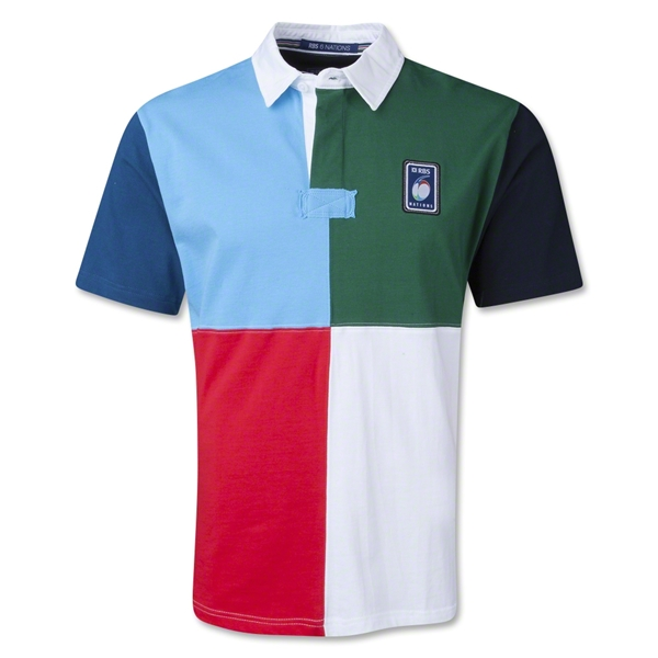 Six Nations 2014 Harlequin Jersey