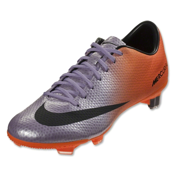 Nike Mercurial Veloce FG (Metallic Mach Purple/Black/Total Orange)