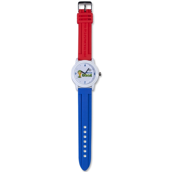 2014 FIFA World Cup Brazil(TM) USA Watch-40 mm Strap