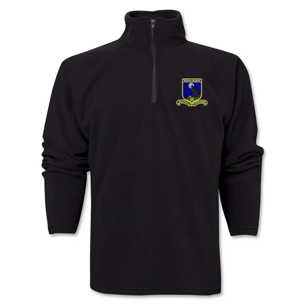 Media Rugby 1/4 Zip Fleece Jacket
