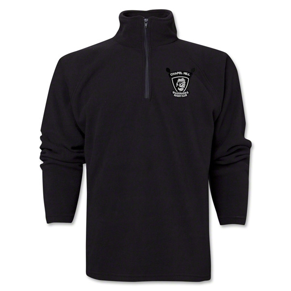 Chapel Hill Rugby Fleece Jacket (Black)