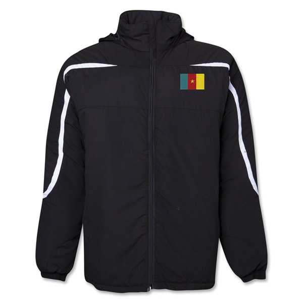 Cameroon Flag All Weather Storm Jacket