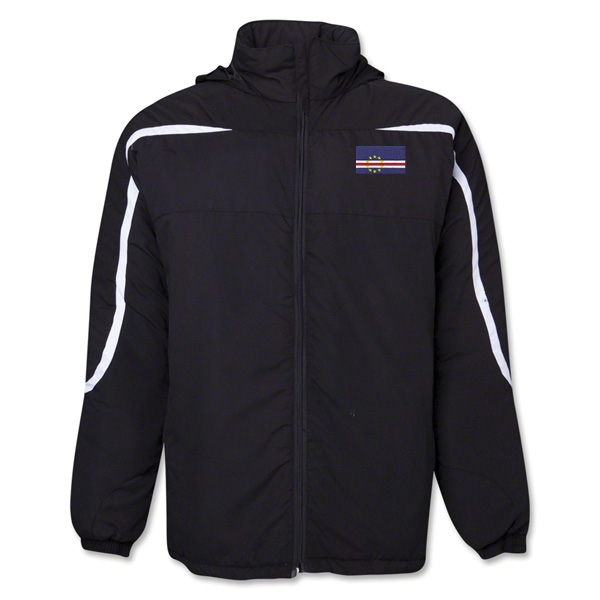 Cape Verde Flag All Weather Storm Jacket