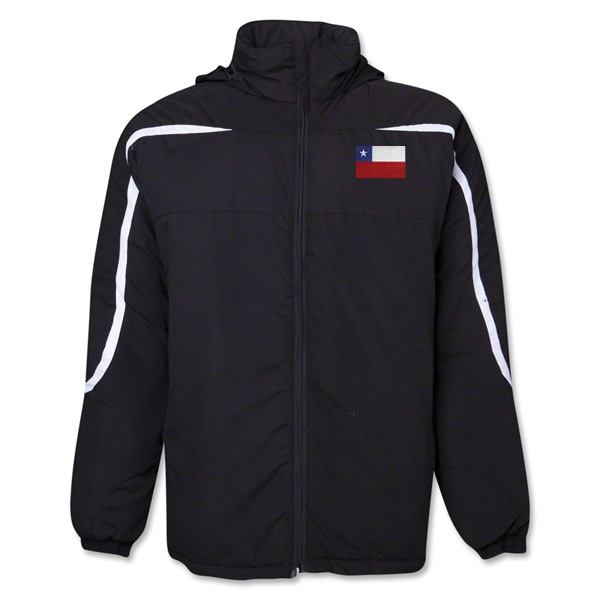 Chile Flag All Weather Storm Jacket