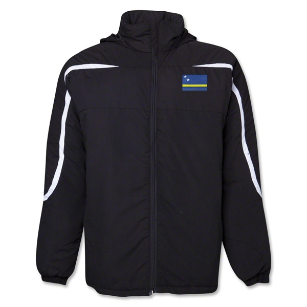 Curacao Flag All Weather Storm Jacket
