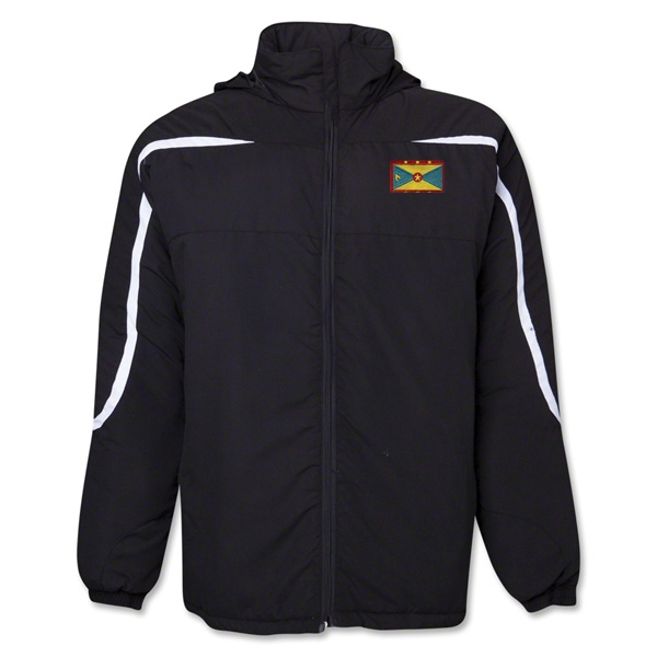 Grenada Flag All Weather Storm Jacket