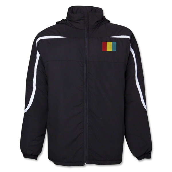 Guinea Flag All Weather Storm Jacket