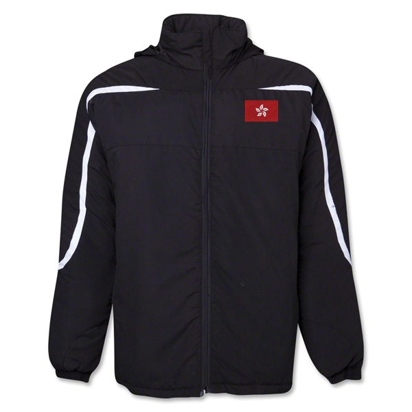 Hong Kong Flag All Weather Storm Jacket