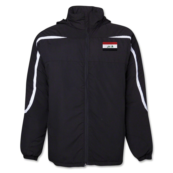 Iraq Flag All Weather Storm Jacket