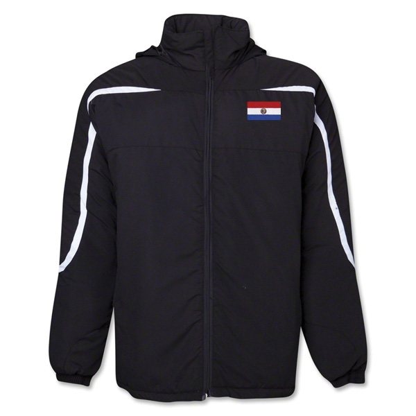 Paraguay Flag All Weather Storm Jacket