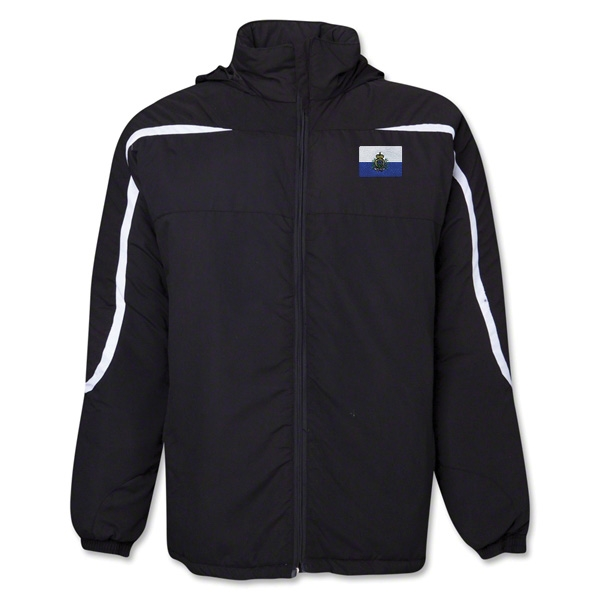San Marino Flag All Weather Storm Jacket