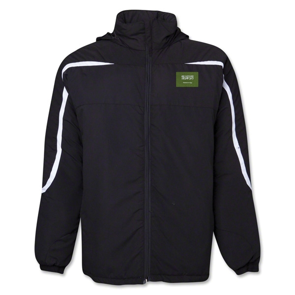 Saudi Arabia Flag All Weather Storm Jacket