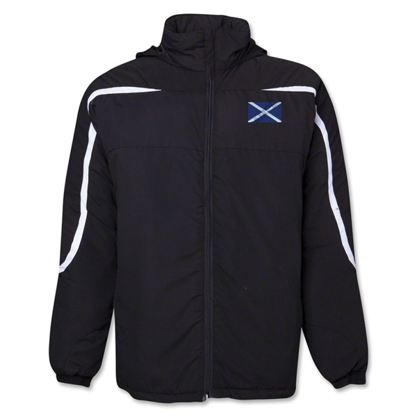 Scotland Flag All Weather Storm Jacket