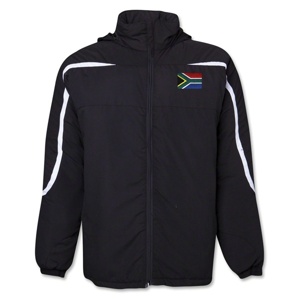 South Africa Flag All Weather Storm Jacket