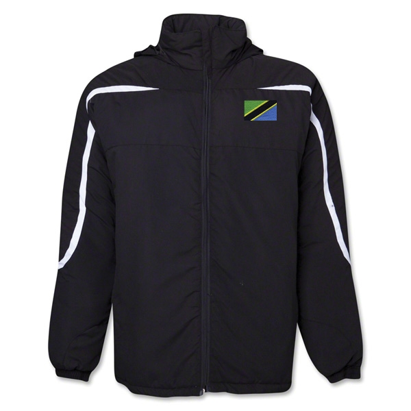 Tanzania Flag All Weather Storm Jacket