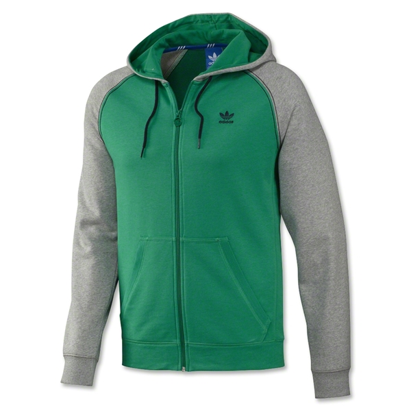 adidas Originals Sport Lite Hoody (Green/Gray)
