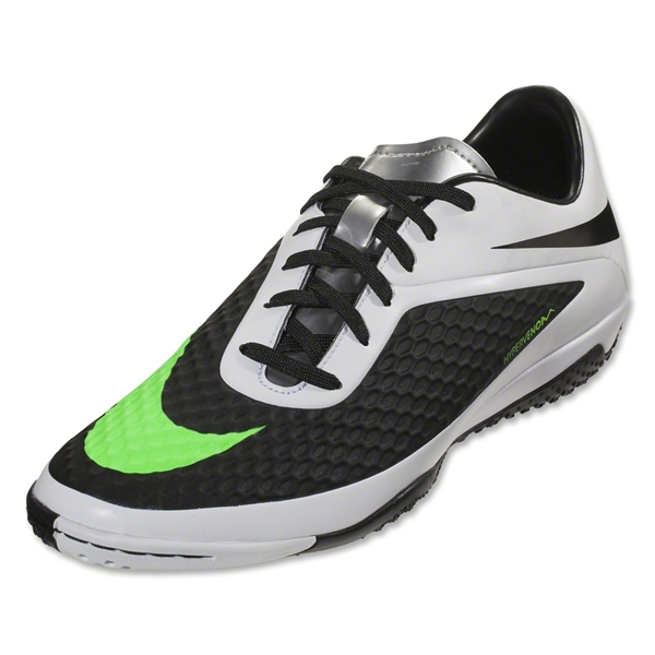 Nike Hypervenom Phelon IC (Black/Neo Lime)