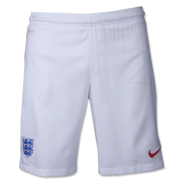 England 2014 Away Soccer Short