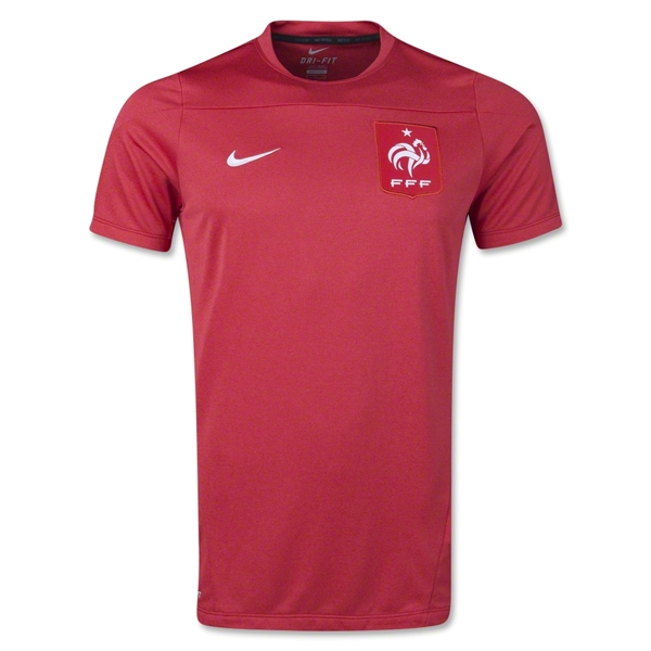France 2014 Training Shirt