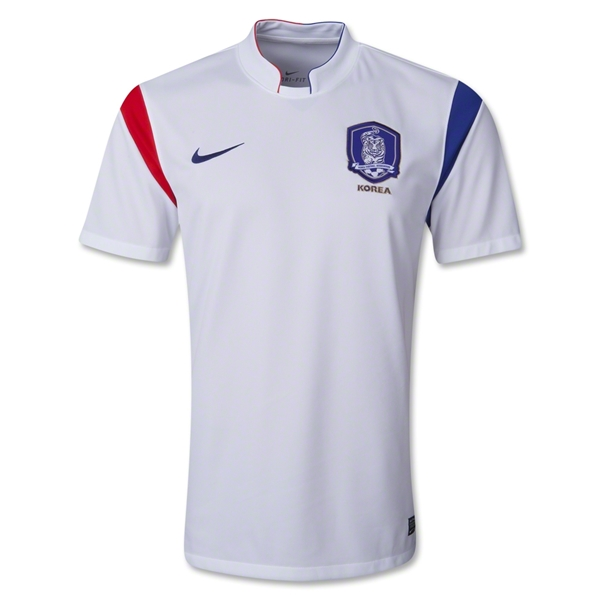 South Korea 2014 Away Soccer Jersey