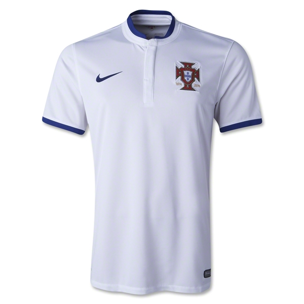 Portugal 2014 Away Soccer Jersey