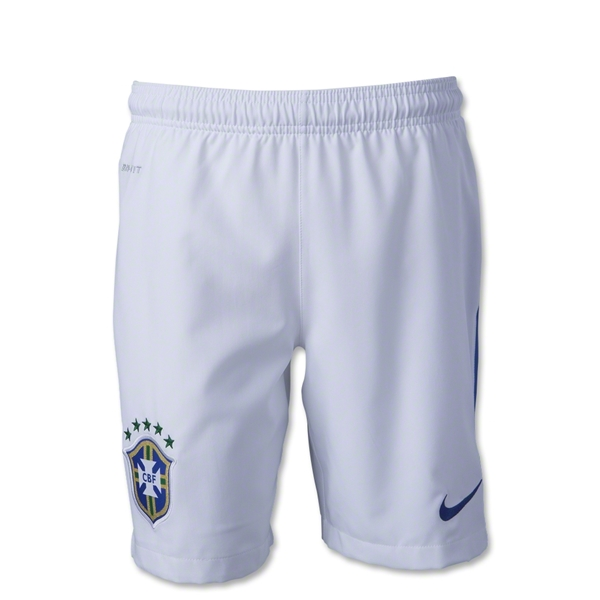 Brazil 14/15 Youth Away Soccer Short