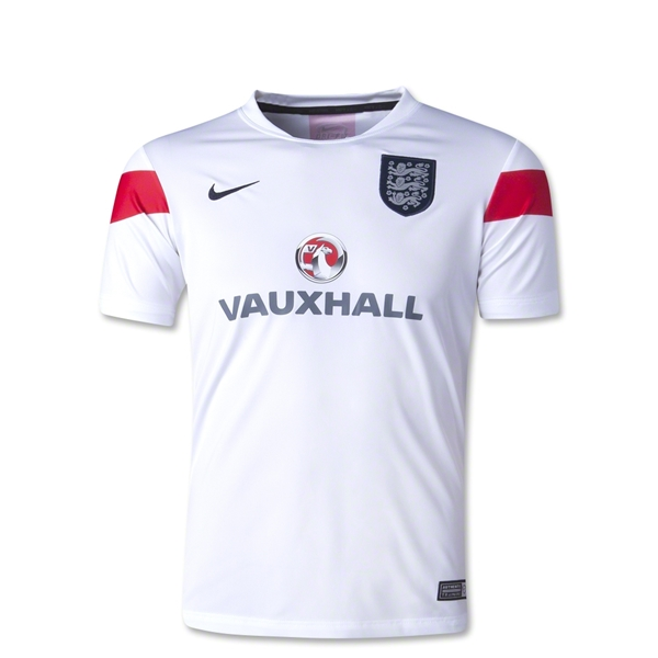 England Youth Prematch Squad Jersey