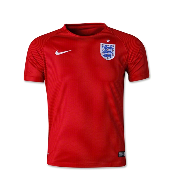 England 14/15 Youth Away Soccer Jersey