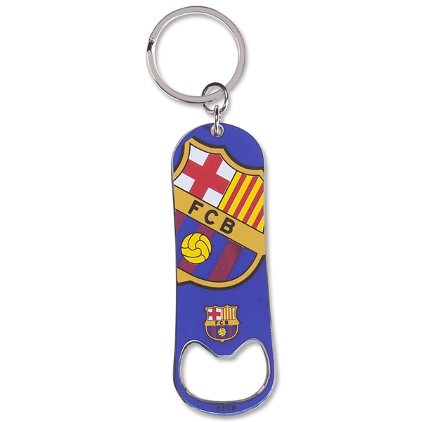Barcelona Key Chain Bottle Opener