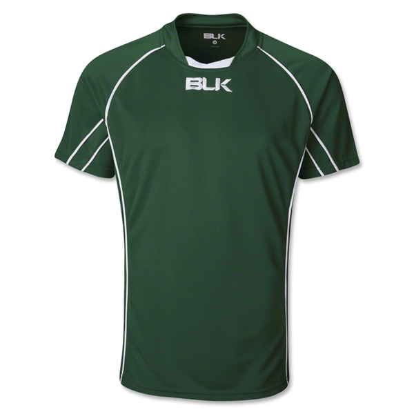 BLK Icon Youth Jersey (Dark Green)