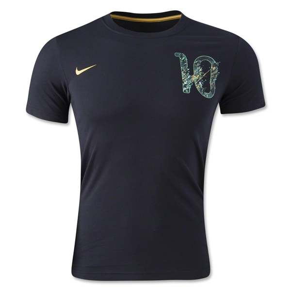 Neymar Hero T-Shirt (Black)
