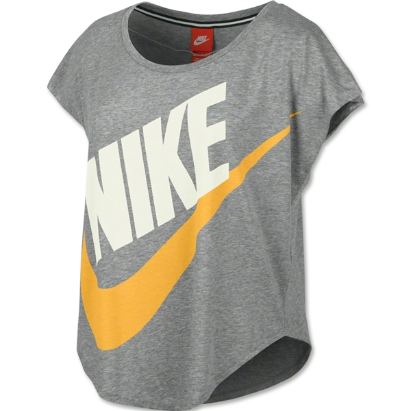 Nike Signal Women's T-Shirt (Gray)