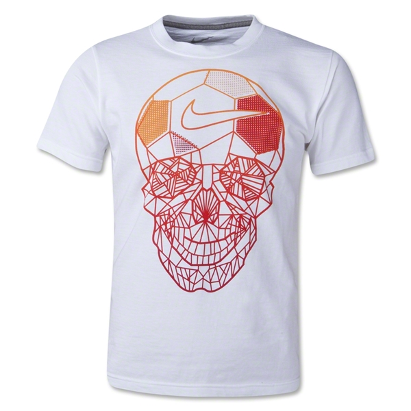 Nike XRay Heart Youth T-Shirt (White)