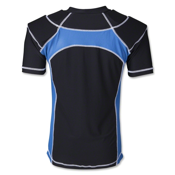 CCC Tech Plus Protection Top (Black/Blue)