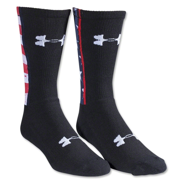 Under Armour Stars and Stripes Crew Sock