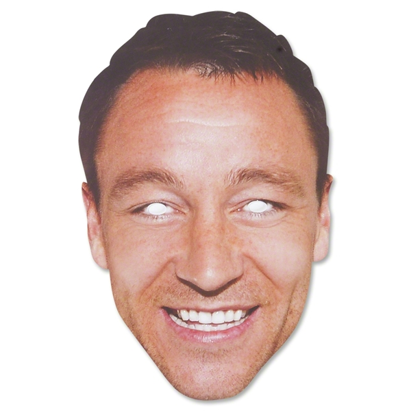 Chelsea John Terry Face Mask
