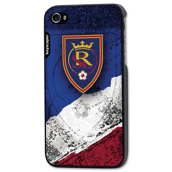 Real Salt Lake iPhone 4/4S Case