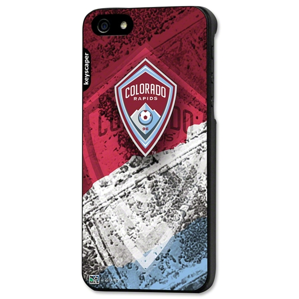 Colorado Rapids iPhone 5S Case