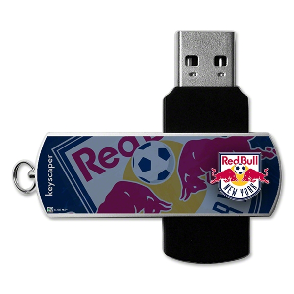 New York Red Bulls 8G USB Flash Drive