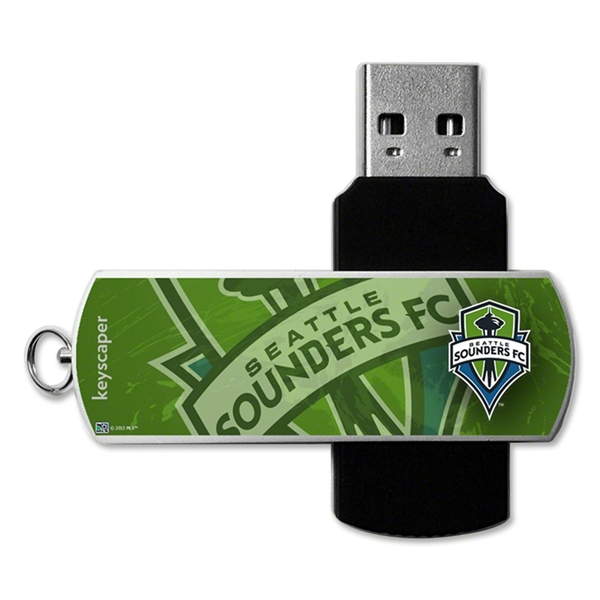 Seattle Sounders 8G USB Flash Drive